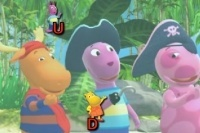 The Backyardigans Typen